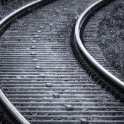 Lektüre-Häppchen: Die zwei Eisenbahngleise des Lebens