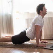 Ab jetzt Yogastunden online